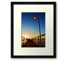 Murray's Beach Framed Print