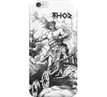 Thor iP4 iPhone Case/Skin