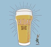 Friday Beer by kdigraphics