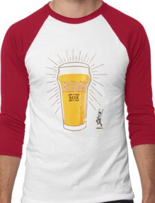 Friday Beer Men's Baseball ¾ T-Shirt