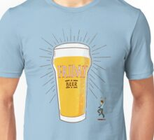 Friday Beer Unisex T-Shirt