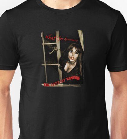 The Littlest Vampire:Let Me In Unisex T-Shirt