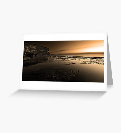 Tones of Bangalley Greeting Card