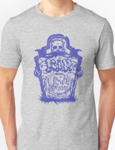 grave stone by rogers bros T-Shirt