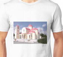 Greek Church  Crete Unisex T-Shirt