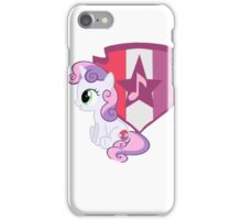 Sweetie Belle with Cutie Mark iPhone Case/Skin