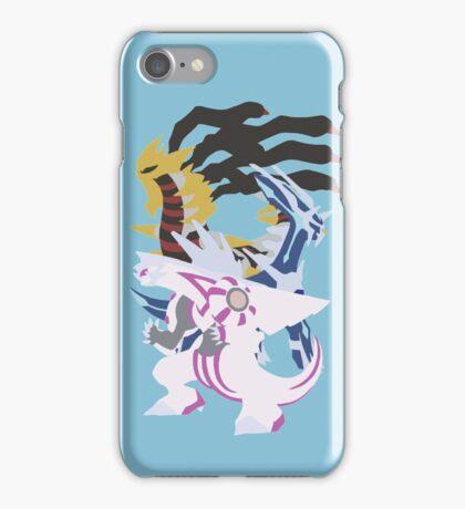 Creation Trio iPhone Case/Skin