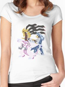 Creation Trio Women's Fitted Scoop T-Shirt
