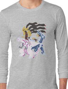 Creation Trio Long Sleeve T-Shirt