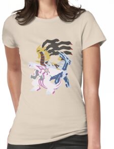 Creation Trio Womens Fitted T-Shirt