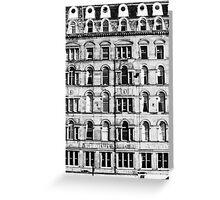 Old Waverley Hotel Greeting Card