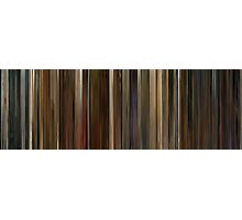 Moviebarcode: Idiocracy (2006) Photographic Print