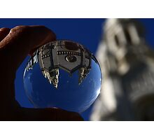 the World in my Hands ~ Sts Peter and Paul Photographic Print