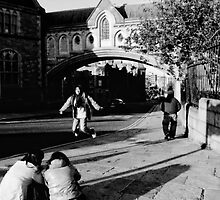 Jump! Christchurch, Dublin, Ireland by Andrew Jones