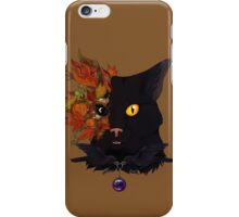 Season of the cat iPhone Case/Skin
