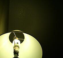 Green Lamp by unusuwall