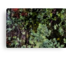 Tree Side Canvas Print