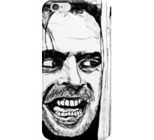 The Shinning Horror Movie Art iPhone Case/Skin