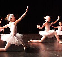 Dance peformance by Peter Voerman