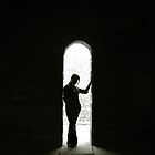 Magazine silhouette by Penny Kittel