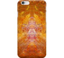 Concrete God iP4 iPhone Case/Skin