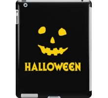 Halloween (Film) 1 iPad Case/Skin