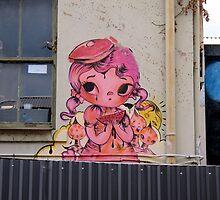 pretty in pink by Jo Morcom