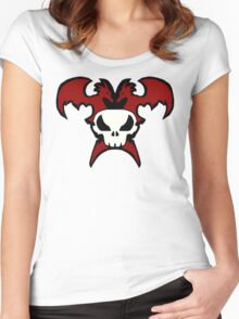 Wings Of Fury Women's Fitted Scoop T-Shirt