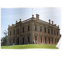 Martindale Hall, Clare Valley, South Australia Poster