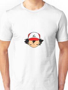 Simple Ash Unisex T-Shirt