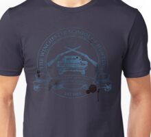 Winchester School of Hunting (Dirty) Unisex T-Shirt