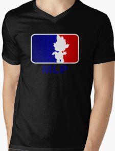 Major League Pony (MLP) - Spike Mens V-Neck T-Shirt