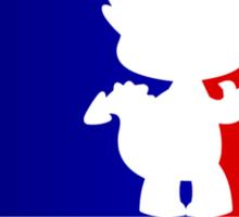 Major League Pony (MLP) - Spike Sticker