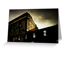 Old Carlton Brewery, Melbourne Greeting Card