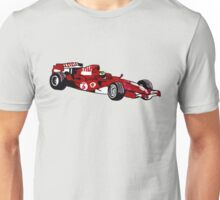 F1 Ferrari Unisex T-Shirt