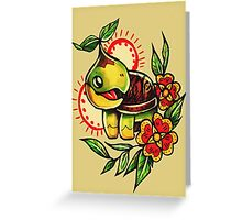 Turtwig Greeting Card