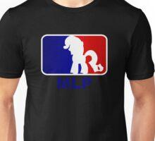 Major League Pony (MLP) - Rarity Unisex T-Shirt