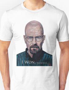 I Won - Walter White T-Shirt