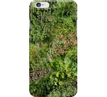 Green Wall iPhone Case/Skin