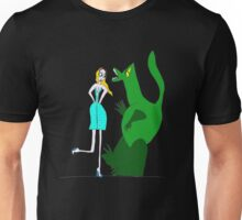 Georgette and the Dragon Unisex T-Shirt