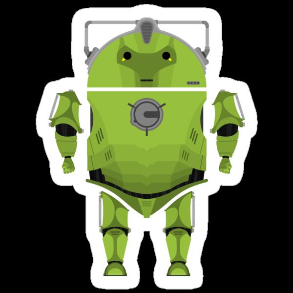 Cyberdroid by grabpot
