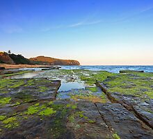 Turrimetta Beach  by Tim Beasley