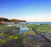 Turrimetta Beach  by Tim Beasley