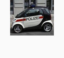 Smart Police Car Unisex T-Shirt