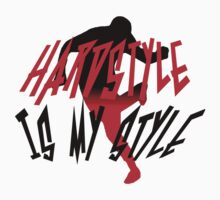 Hardstyle is my style Kids Clothes