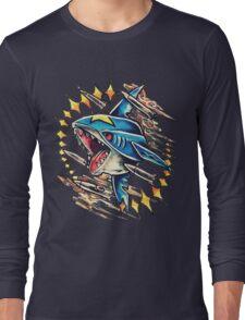 Sharpedo Long Sleeve T-Shirt