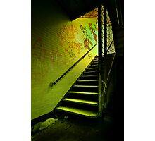 The Shining Darkness Photographic Print