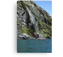 Alaskan Shower Canvas Print