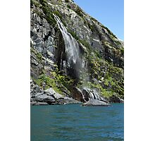 Alaskan Shower Photographic Print