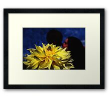 MARRY ME? Framed Print